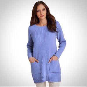 Soft Surroundings Cozy Chenille Pullover